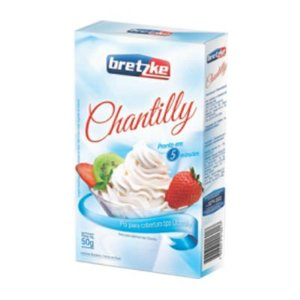 MISTURA CHANTILLY 50G BRETZKE