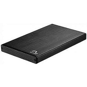 CASE HD 2.5 ALUMÍNIO USB 2.0