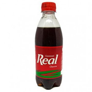 REFRIGERANTE 350ML REAL CLÁSSICO PET