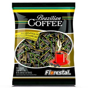 BALA BRAZILLIAN COFFE 500G FLORESTAL