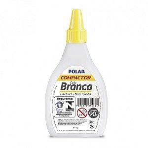 COLA POLAR BRANCA 90G