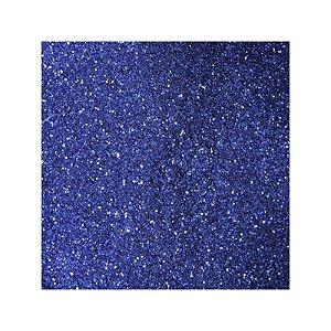 PLACA EVA GLITTER 40X60 AZUL ROYAL LEOARTE