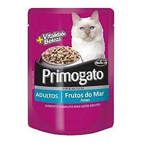 PRIMOGATO SACHÊ FRUTOS DO MAR 85G ADULTOS
