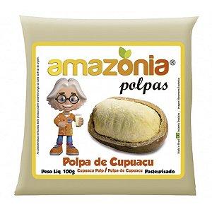 POLPA DE CUPUAÇU PACOTE 100G AMAZÔNIA