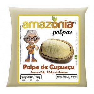 POLPA DE CUPUAÇU PACOTE 500G AMAZÔNIA