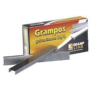 GRAMPO GALVANIZADOS 26/6 GRAMP LINE