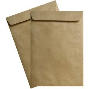 ENVELOPE SACO KRAFT NATURAL 260X360