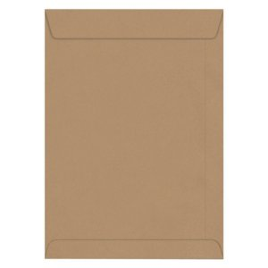 ENVELOPE SACO KRAFT NATURAL 370X450