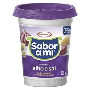 TEMPERO ALHO E SAL 300G SABOR AMI