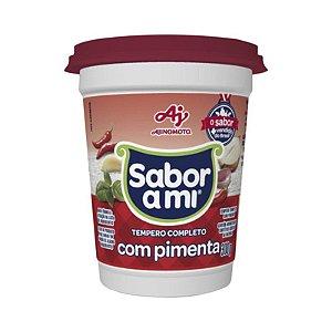 TEMPERO COMPLETO C/PIMENTA 300G SABOR AMI