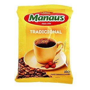 CAFÉ 100G MANAUS ALMOFADA