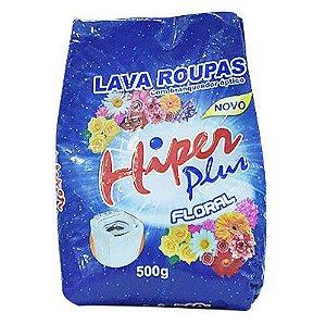 LAVA ROUPAS 500GR HIPER PLUS FLORAL
