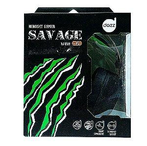 HEADSET SAVAGE 7.1 USB