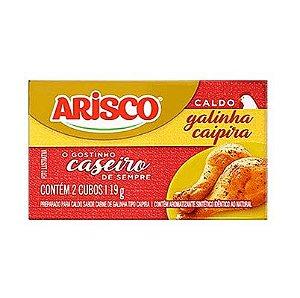 ARISCO CALDO GALINHA CAIPIRA 2 CUBOS