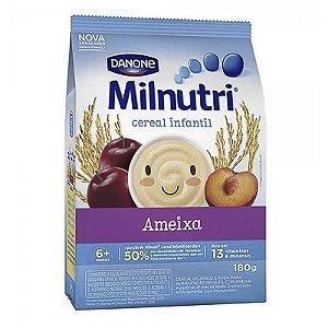 CEREAL INFANTIL MILNUTRI AMEIXA 180GR PACOTE