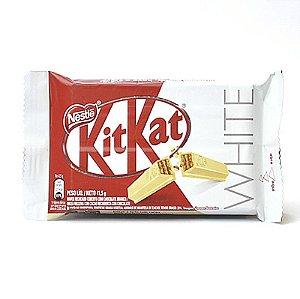 CHOCOLATE AO LEITE KITKAT WHITE NESTLÉ 41,5G