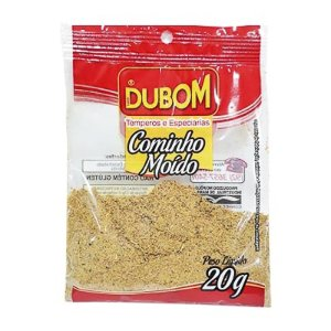 COMINHO MOÍDO DUBOM 20G