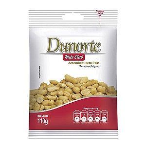 AMENDOIM DUNORTE S/PELE 110G PACOTE