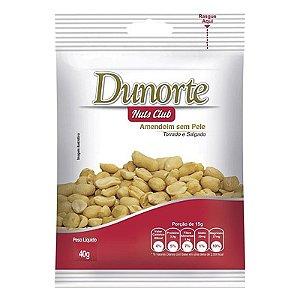 AMENDOIM DUNORTE S/PELE 40G PACOTE