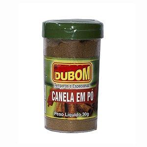 CANELA EM PÓ POTE DUBOM 30G