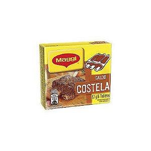 CALDO DE COSTELA MAGGI TABLETE 57G
