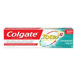 CREME DENTAL 90G COLGATE TOTAL 12 ADVANCED FRESH