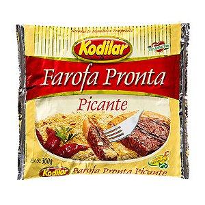 FAROFA PRONTA PICANTE KODILAR 300G PACOTE