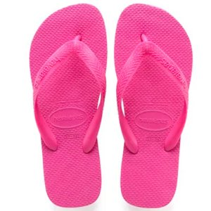 SANDÁLIA HAVAIANAS COLOR ADULTO ROSA FLUX 33/34