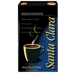 CAFÉ DESCAFEINADO VÁCUO 3 CORAÇÕES 250G