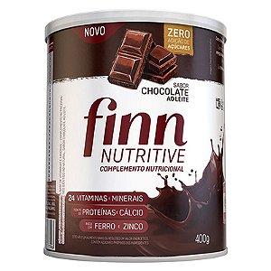 COMPLEMENTO ALIMENTAR NUTRICIONAL 400G FINN CHOCOLATE