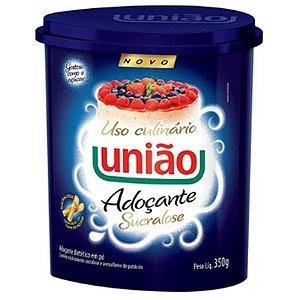 ADOÇANTE SUCRALOSE UNIÃO USO CULINÁRIO 350G