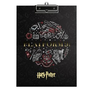 PRANCHETA HARRY POTTER DAC 12F