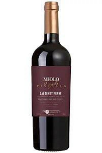 Miolo Single Vineyard Cabernet Franc - 750ml