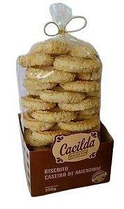 Cacilda Biscoitos Caseiro de Amendoim 250g