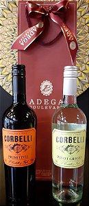 Kit Corbelli (p/presente)750ml