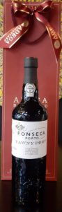 Fonseca Vinho do Porto tawny(p/presente) 750ml