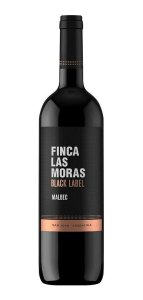 Finca Las Moras  Black Label  Malbec 750ml