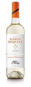 Ramon Roqueta Macabeo - Chardonnay  750ml