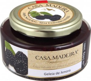 Casa Madeira Geléia De Amora  240G