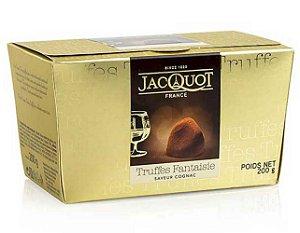 Jacquot Truffes Cognac Flavour  200g