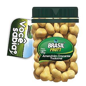 Brasil Frutt Amendoim Crocante Tradicional  120g