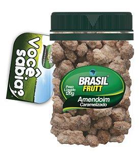 Brasil Frutt  Amendoim Caramelizado 120g