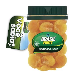 Brasil Frutt Damasco Seco  200g