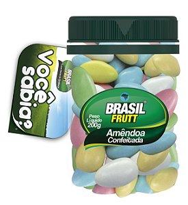 Brasil Frutt Amêndoa Confeitada 200g