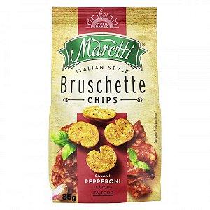 Maretti  Snack Bruschetta Peperoni  85g