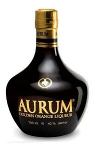 Aurum Golden  Licor De Laranja  700ml