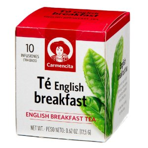 Chá English Breakfast  10 Sachês  15g