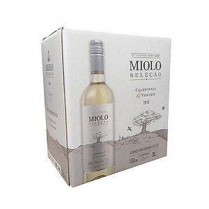 Miolo Seleção Chardonnay & Viognier   Bag Box  3L
