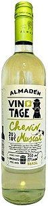 Almadén Vintage  Chennin & Muscat  Meio Seco  750ml