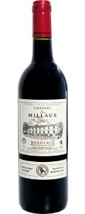Château   Les   Millaux   Bordeaux  2017   750ml